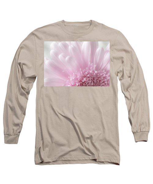 Pastel Daisy Long Sleeve T-Shirt