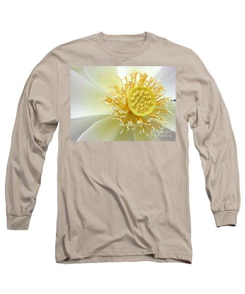 Pastel Lotus Long Sleeve T-Shirt