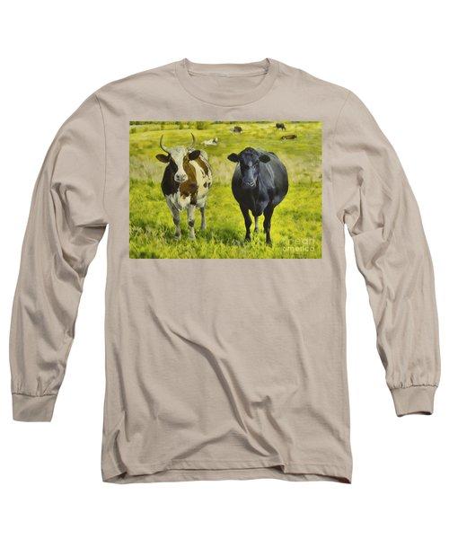 Pasture Long Sleeve T-Shirt