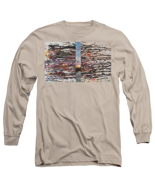 Pause Long Sleeve T-Shirt by Thomasina Durkay