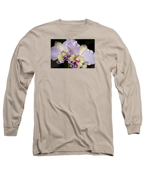Long Sleeve T-Shirt featuring the photograph Peace And Love by Phyllis Denton