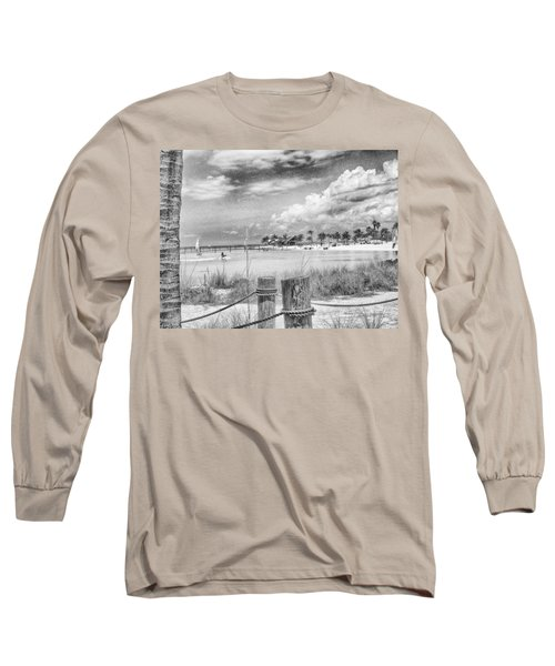 Long Sleeve T-Shirt featuring the photograph Peace by Howard Salmon