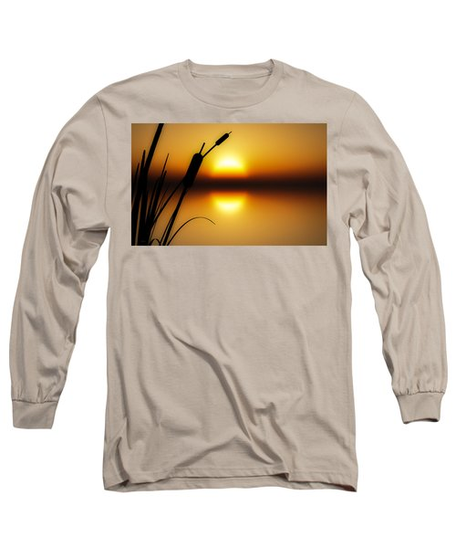 Peaceful Dawn Long Sleeve T-Shirt