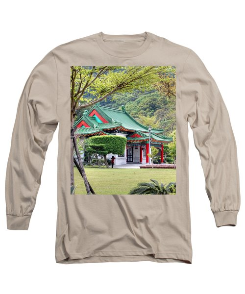 Peaceful Easy Taiwan Long Sleeve T-Shirt