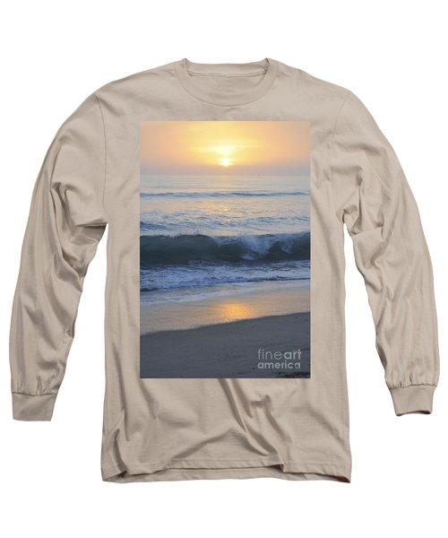 Peaceful Sunset Long Sleeve T-Shirt