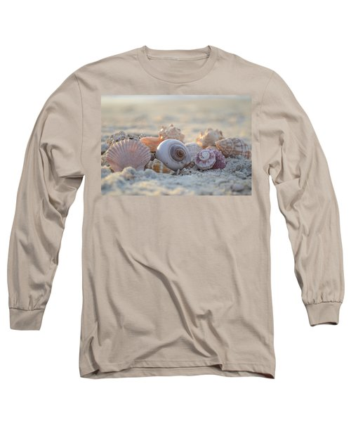 Peaceful Whispers Long Sleeve T-Shirt