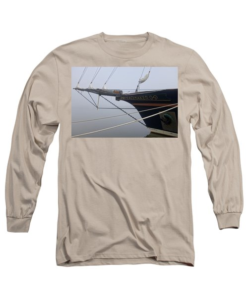 Long Sleeve T-Shirt featuring the photograph Peacemaker by Julia Wilcox