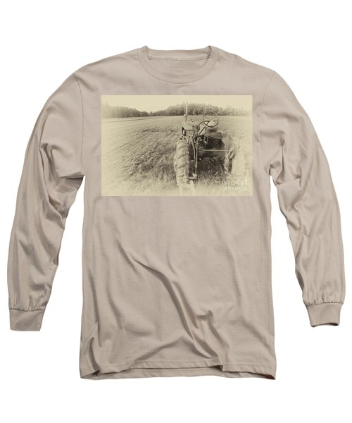 Peach Glen Pennsylvania Long Sleeve T-Shirt