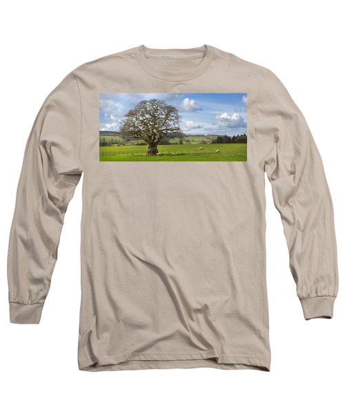 Peak District Tree Long Sleeve T-Shirt