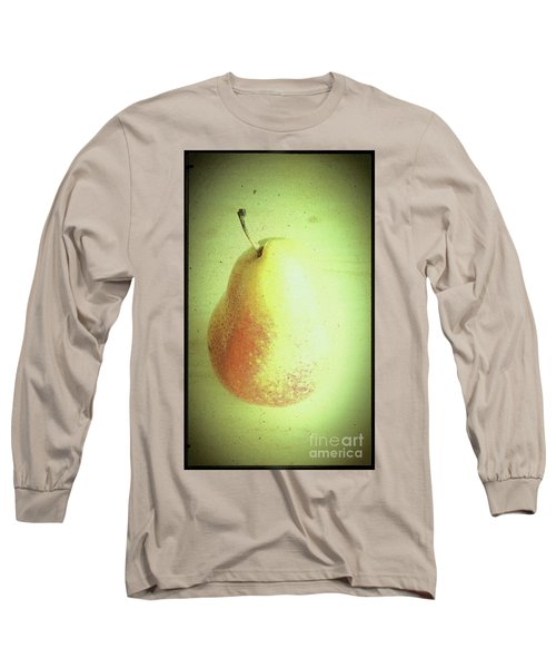 Summer Pear Long Sleeve T-Shirt