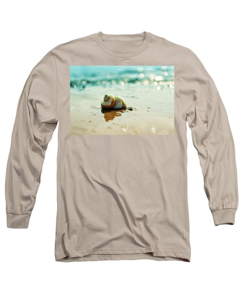Pearly Shell Long Sleeve T-Shirt