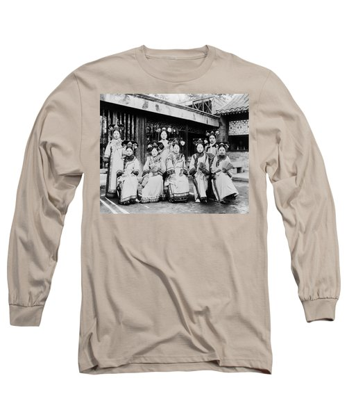 Peking Palace Women Long Sleeve T-Shirt by Granger