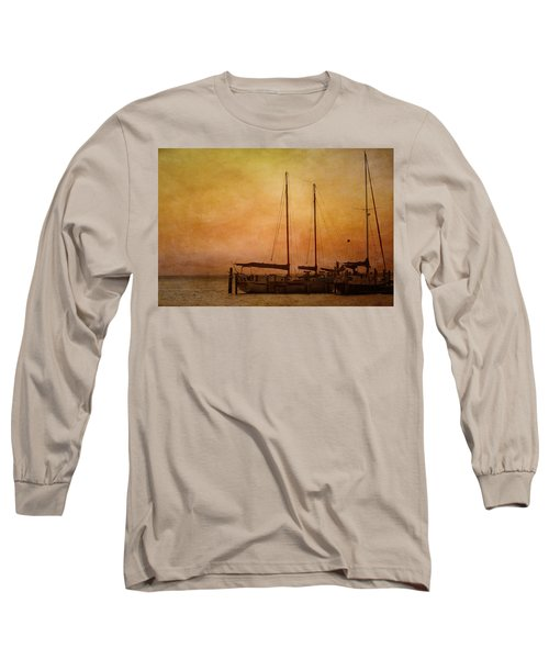 Pensacola Harbor Long Sleeve T-Shirt