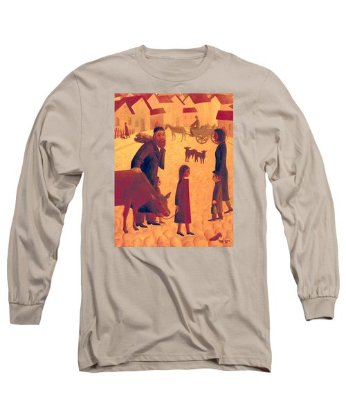 People Of Derbent Long Sleeve T-Shirt