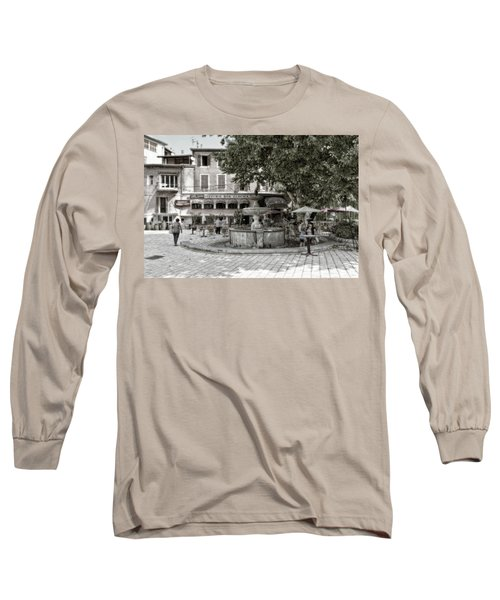 People On The Square Long Sleeve T-Shirt