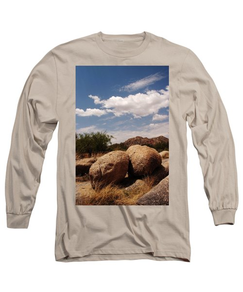 Perfect Pairing Long Sleeve T-Shirt by Michael McGowan
