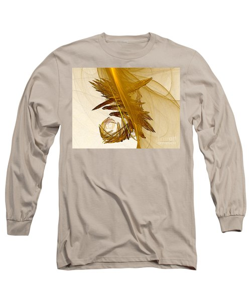 Performance Abstract Art Long Sleeve T-Shirt