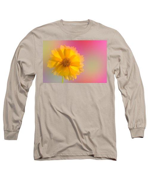 Petals Of Sunshine Long Sleeve T-Shirt