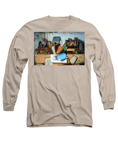 Peto's Take Your Choice Long Sleeve T-Shirt