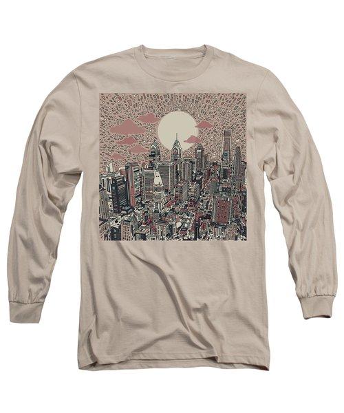 Philadelphia Dream 3 Long Sleeve T-Shirt