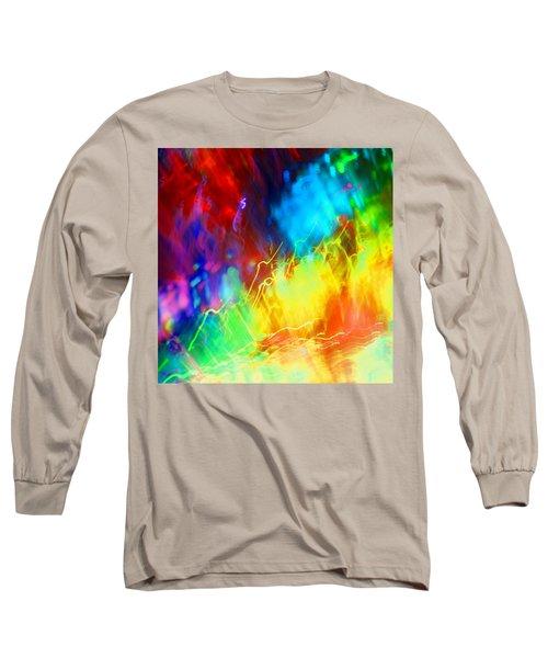 Physical Graffiti 1full Image Long Sleeve T-Shirt
