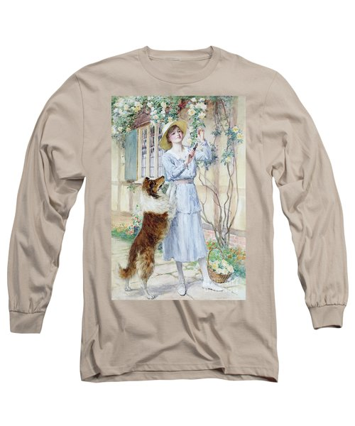 Picking Roses Long Sleeve T-Shirt
