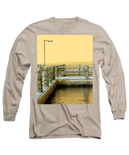 Pier 2  Image A Long Sleeve T-Shirt