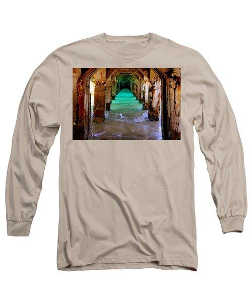 Pillars Of Time Long Sleeve T-Shirt
