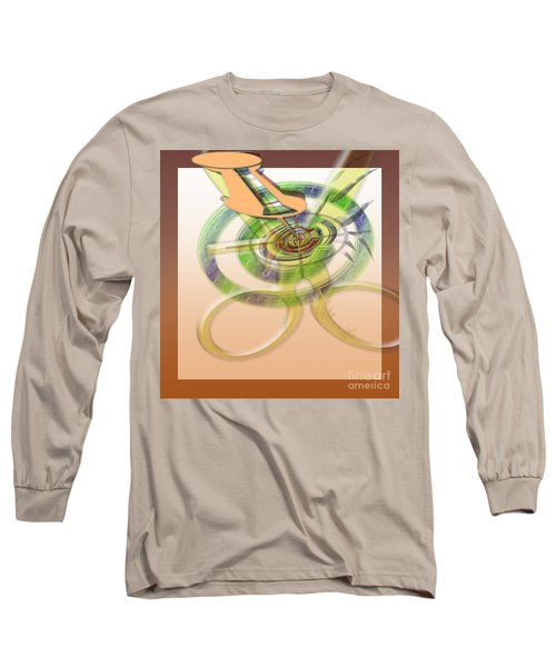 Pin Pointer Long Sleeve T-Shirt