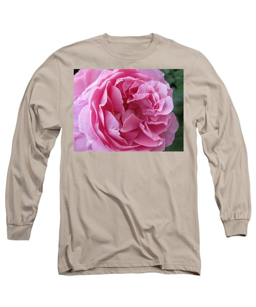 Long Sleeve T-Shirt featuring the photograph Pink Beauty by Pema Hou