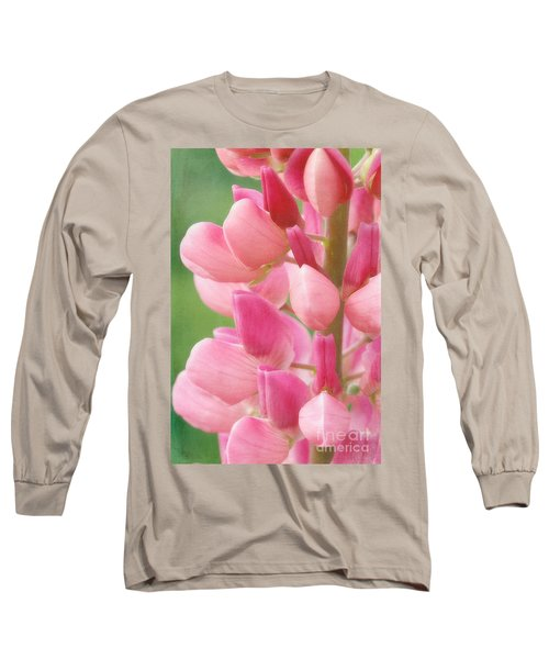 Pink Lupine 974 Long Sleeve T-Shirt