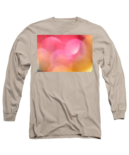 Pink Moon Long Sleeve T-Shirt