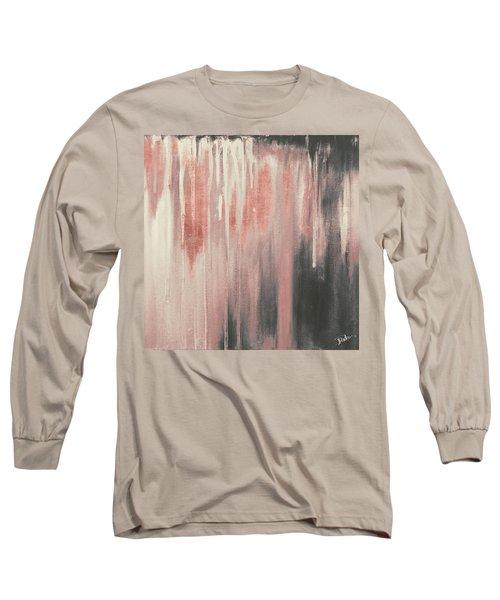 Pink Paysage I Long Sleeve T-Shirt