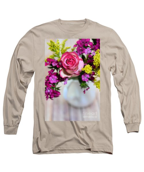 Pink Power Long Sleeve T-Shirt