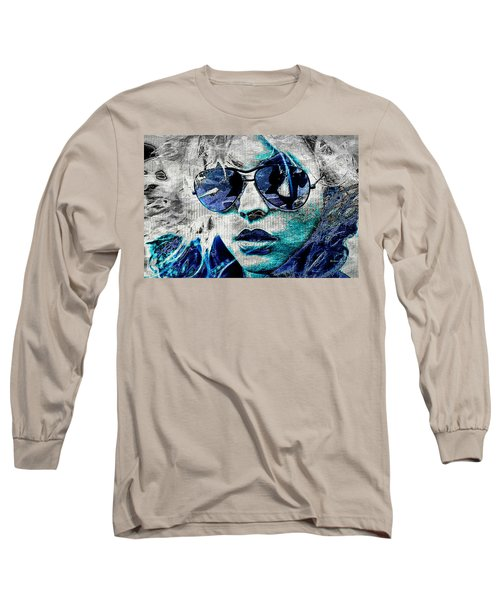 Platinum Blondie Long Sleeve T-Shirt