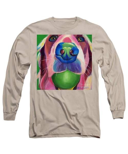 Play Now Long Sleeve T-Shirt