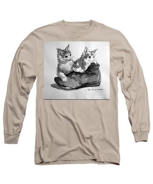 Playful Kittens Long Sleeve T-Shirt