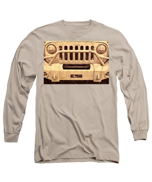 Playing Dirty Long Sleeve T-Shirt