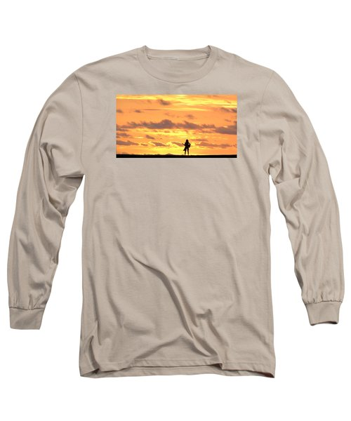 Playing To The Sun Long Sleeve T-Shirt