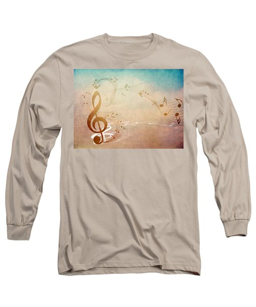 Please Dont Stop The Music Long Sleeve T-Shirt