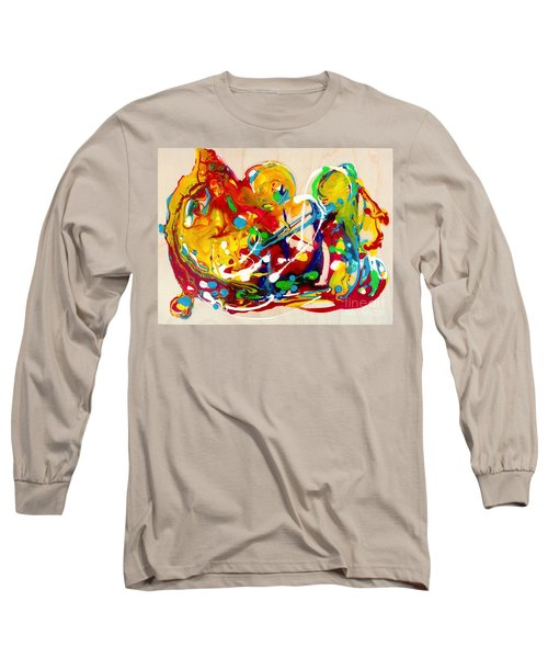Plenty Of Gifts For Everybody Long Sleeve T-Shirt