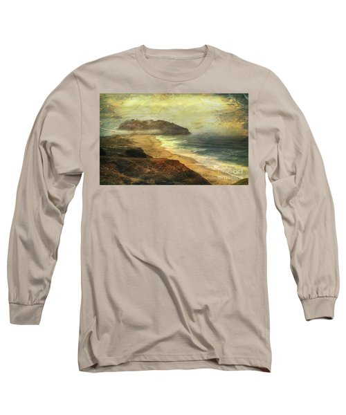 Point Sur Lighthouse Long Sleeve T-Shirt