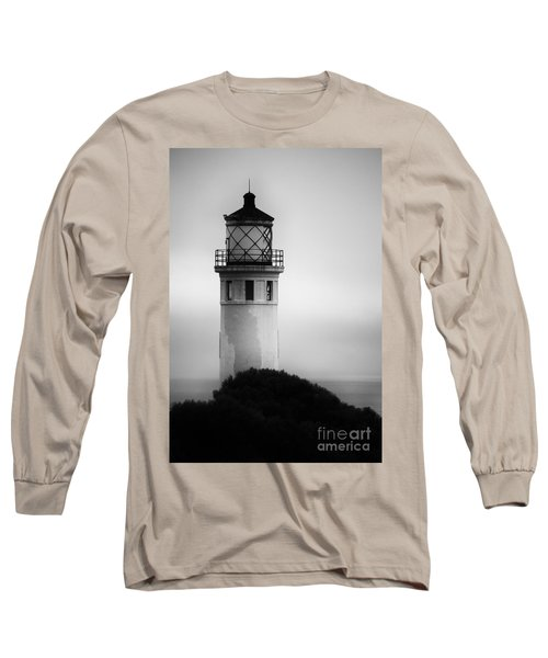 Pointe Vincente Lighthouse Long Sleeve T-Shirt