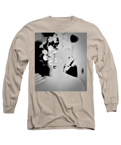 Long Sleeve T-Shirt featuring the photograph Poise by Jessica Shelton