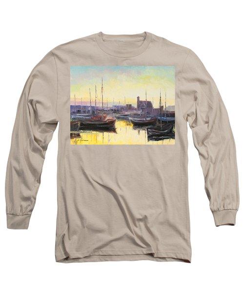 Polish City Hel Long Sleeve T-Shirt