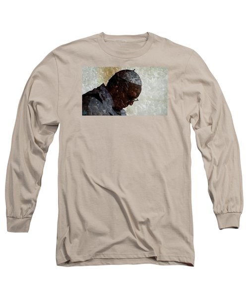 Pope Francis Inauguration Vatican 19 February 2013  Long Sleeve T-Shirt by Colette V Hera  Guggenheim