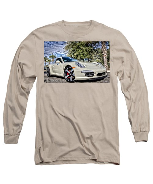 Porsche 50th Anniversary Limited Edition Long Sleeve T-Shirt