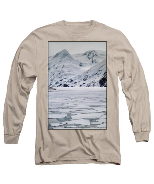 Portage Lake Long Sleeve T-Shirt