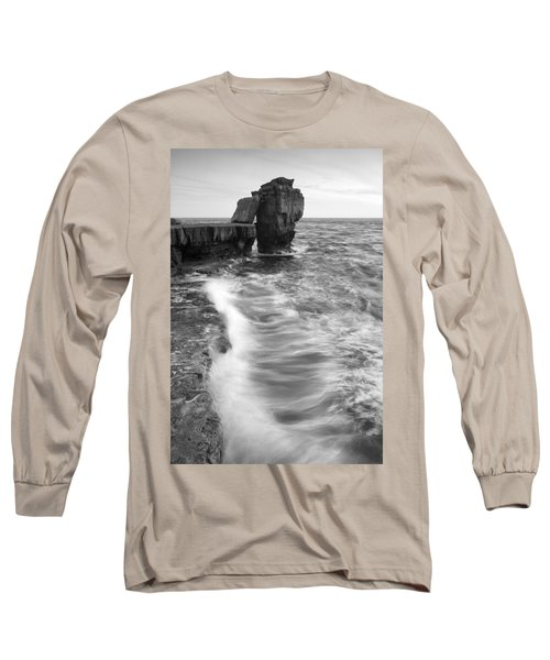 Portland Bill Seascape Long Sleeve T-Shirt