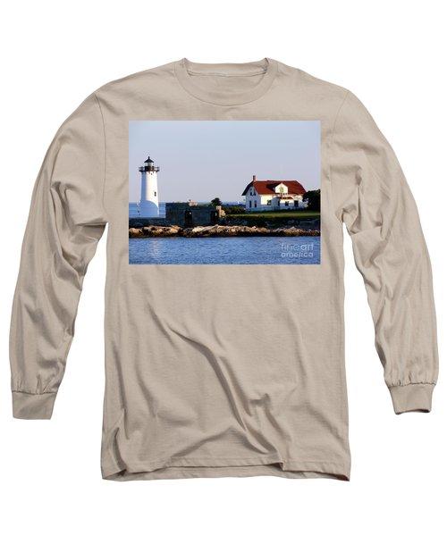 Portsmouth Harbor Light Long Sleeve T-Shirt